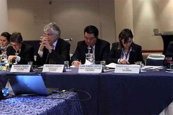 (16/ 17) - Related Party Transactions Task Force Meeting, Quito, Ecuador