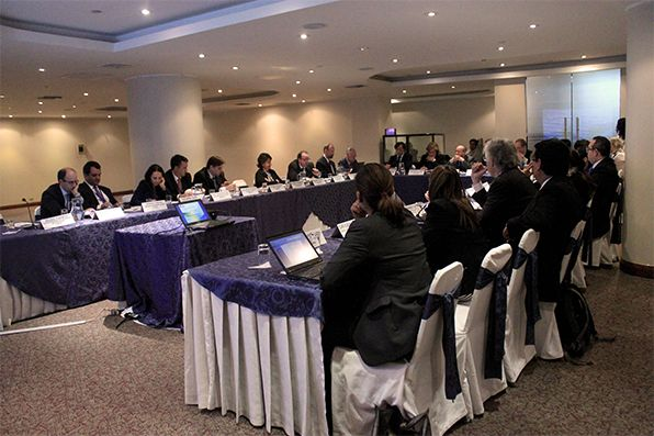 (10/ 17) - Related Party Transactions Task Force Meeting, Quito, Ecuador