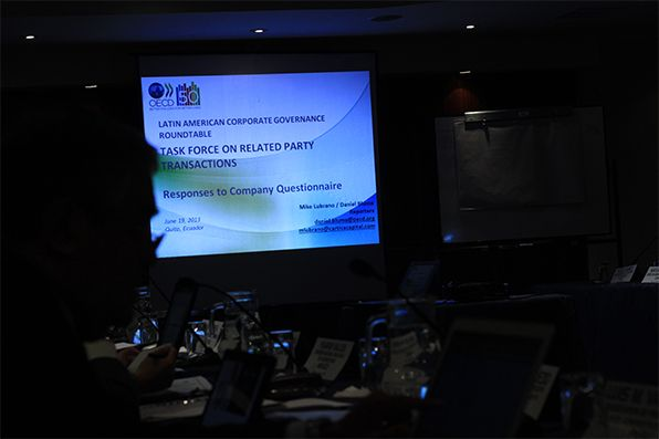 (02/ 17) - Related Party Transactions Task Force Meeting, Quito, Ecuador